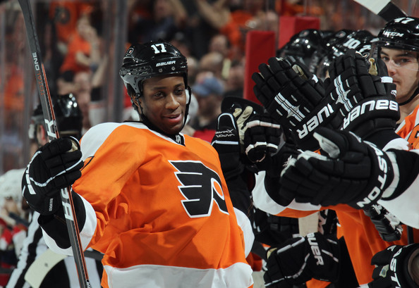 Wayne Simmonds 2