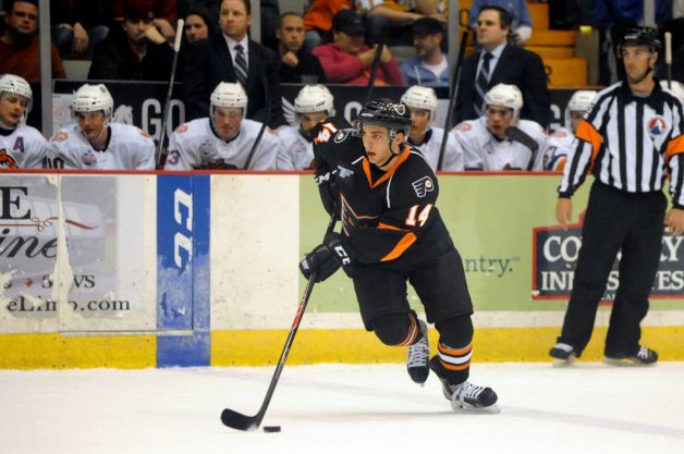 official photos b4ab3 aa8ec Scouting Shayne Gostisbehere (Flyers Nation)