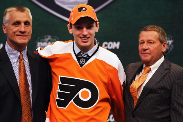 Sean Couturier Drafted