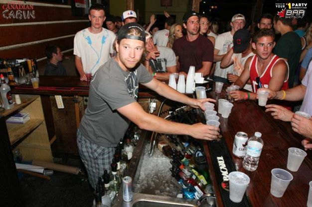 Giroux at the Cabin (4)